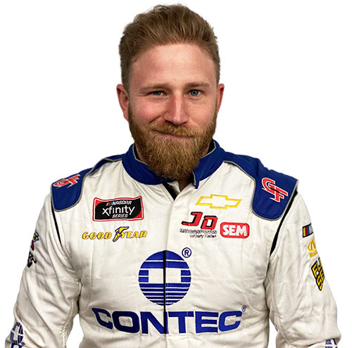 Jeffrey Earnhardt joins JD Motorsports for NXS 2020 Season