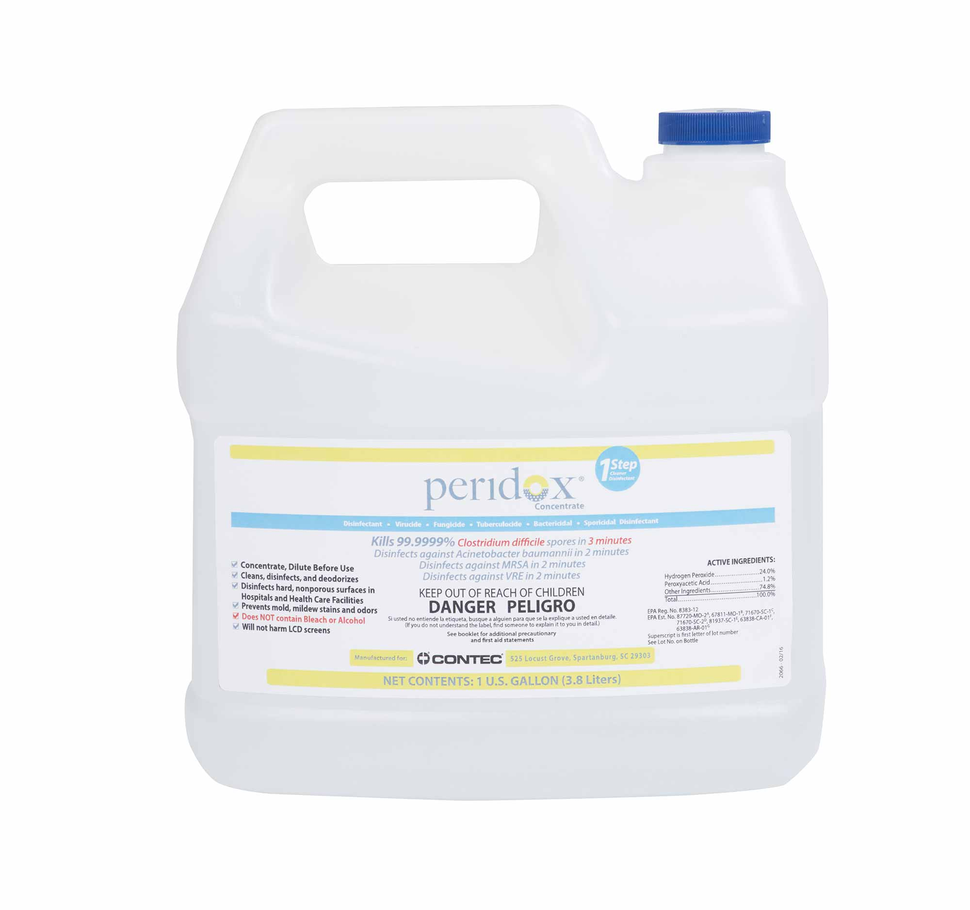 Peridox® Concentrate Disinfectant